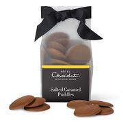 Salted Caramel Chocolate Puddles, , hi-res