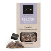 Lemon Balm Tea with Cacao and Camomile , , hi-res