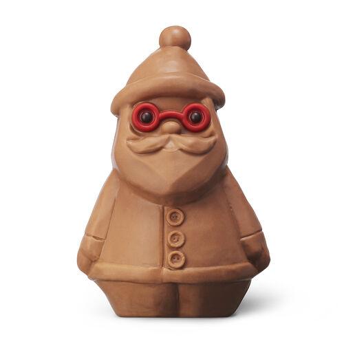 Jolly Chocolate Santa, , hi-res