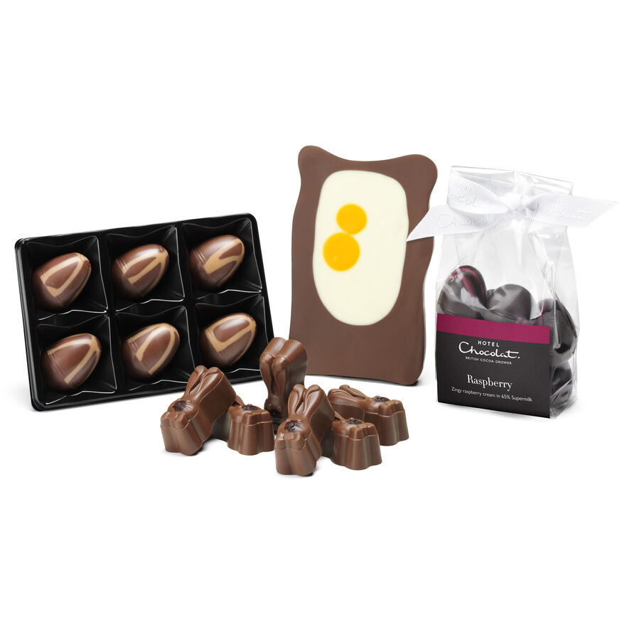 Easter gift bag from hotel chocolat additional information negle Choice Image