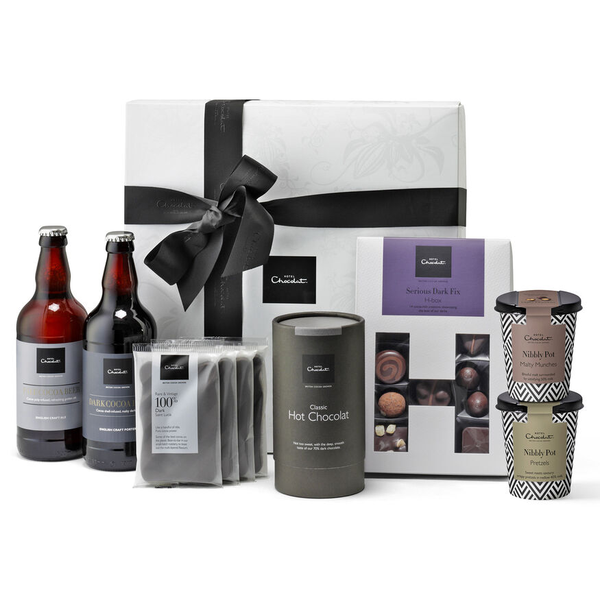 The Chocolate Hamper for Men, , hi-res
