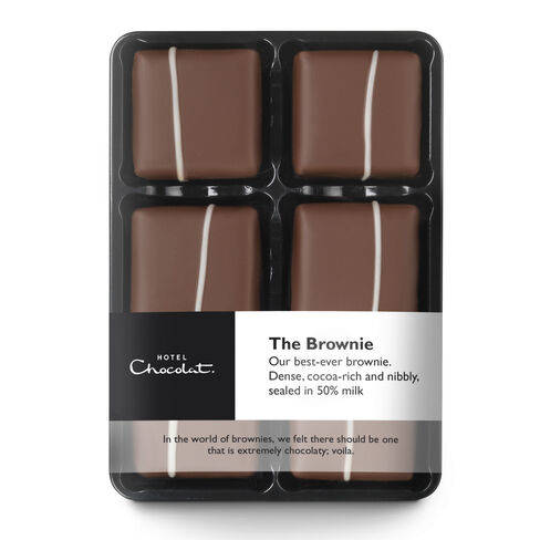 Chocolate Brownie Selector