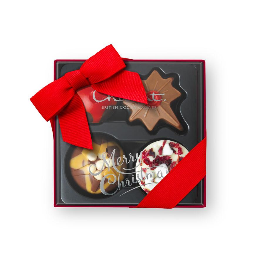 Christmas Chocolates Mini Selection, , hi-res