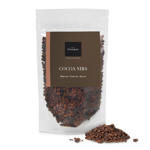Saint Lucian Cocoa Nibs, , hi-res