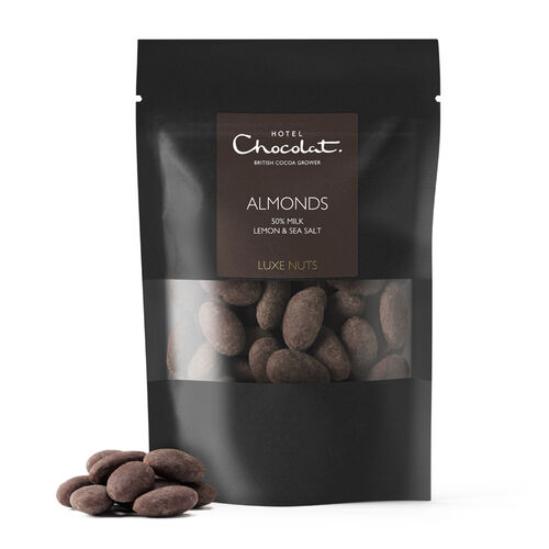 Luxe Nuts, Almonds, 50% milk, Lemon & Sea Salt, , hi-res