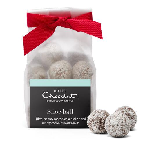 Snowballs Ribbon Bag, , hi-res