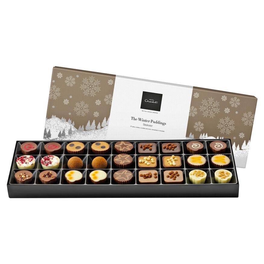 Winter Puddings, , hi-res