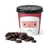Santa Tiddly Pot - Dark, , hi-res