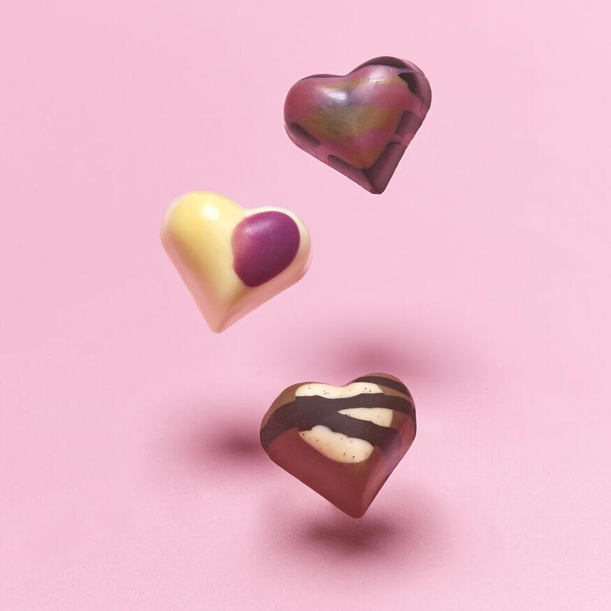 Valentines Chocolate Hbox from Hotel Chocolat