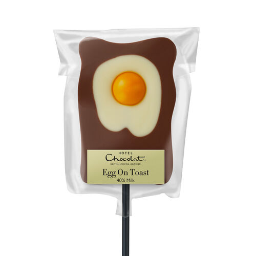 Chocolate Easter Lolly, , hi-res