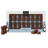 City Milk Chocolate Bunnies, , hi-res