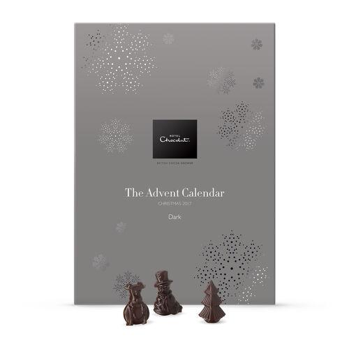 The Advent Calendar – Dark Chocolate, , hi-res