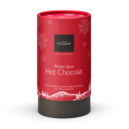 Winter Spice Christmas Hot Chocolate