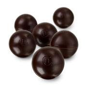 Simple Dark Chocolate Truffles Selector, , hi-res