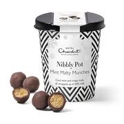 Nibbly Pot – Mint Malty Munches, , hi-res