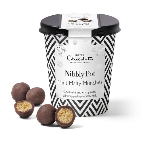 Nibbly Pot – Mint Malty Munches, , hi-res