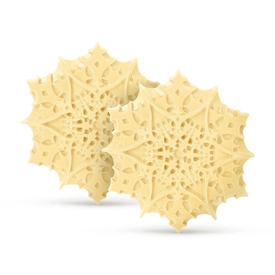 Christmas Snowflakes – White, , hi-res