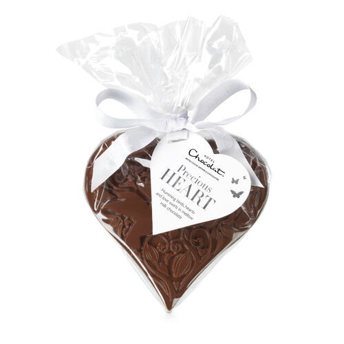 Milk Chocolate Heart, , hi-res