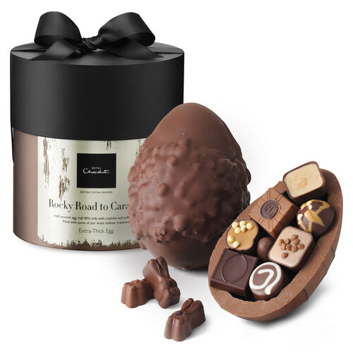 Rocky Road Easter Egg - Extra Thick, , hi-res