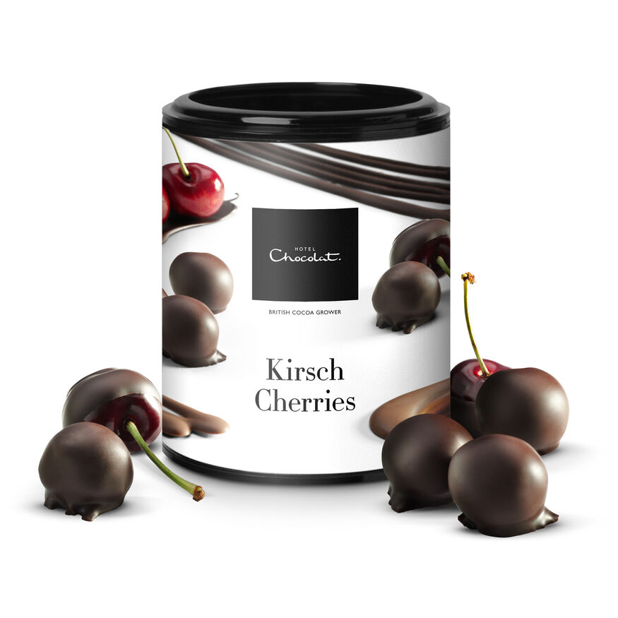 Kirsch Cherries: Cherry Liqueur Chocolates, , hi-res