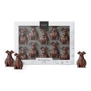 The Sleigh Team - Milk Chocolate Reindeers, , hi-res