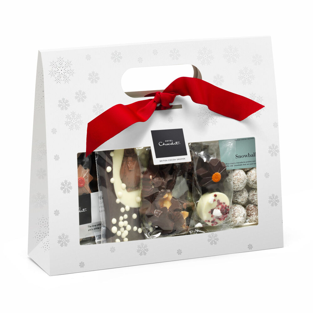 Hotel Chocolat The Christmas Chocolate Goody Bag