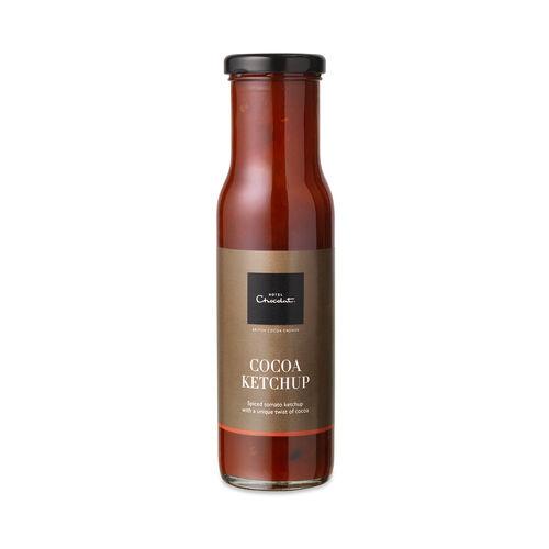 Spiced Cocoa Nib Ketchup, , hi-res