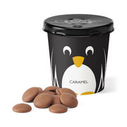 Penguin Chocolate Tiddly Pot - Caramel, , hi-res