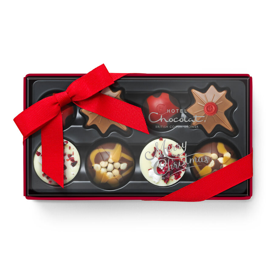 Christmas Chocolates Pocket Selection, , hi-res