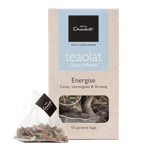 Teaolat Energise - Cacao Lemongrass & Ginseng, , hi-res