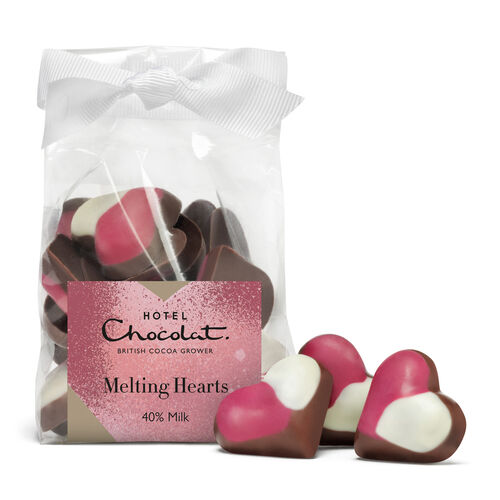 Milk Chocolate Hearts , , hi-res