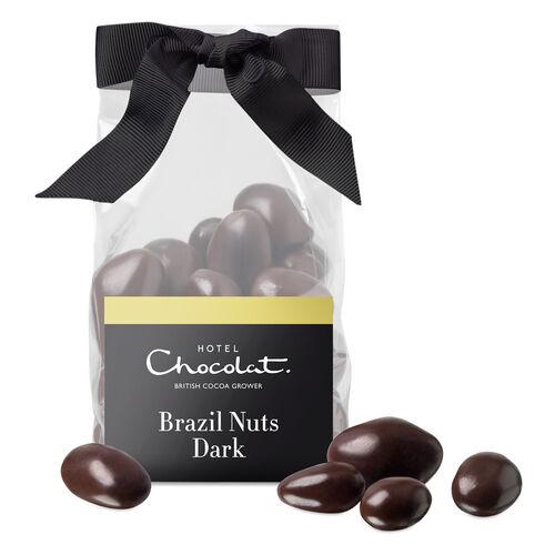 Dark Chocolate Brazil Nuts, , hi-res