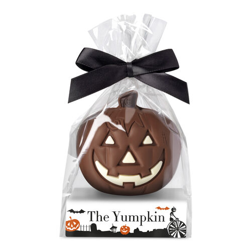The Yumpkin – Milk Halloween Chocolate Pumpkin, , hi-res