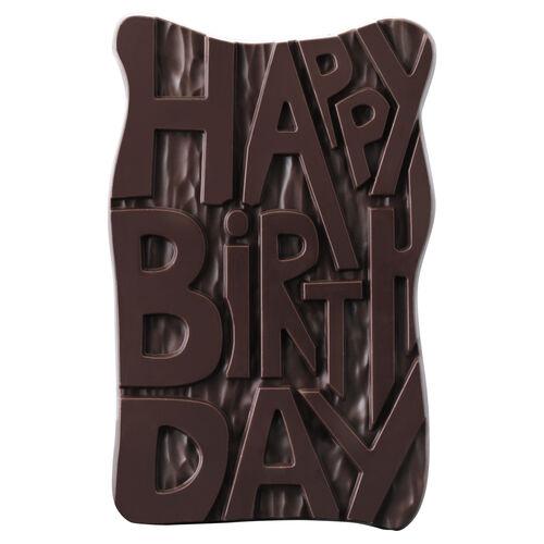 Dark Chocolate Birthday Gift, , hi-res