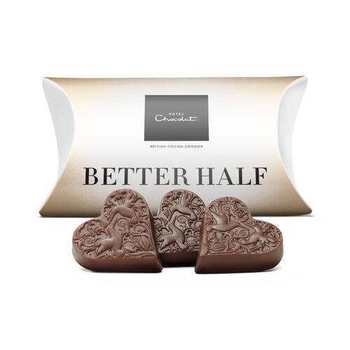 Better Half – Milk Chocolate Hearts, , hi-res