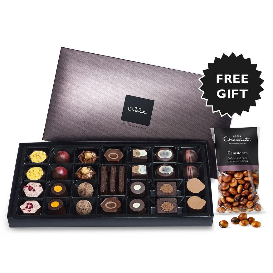 High Cocoa Tasting Club Subscription Box, , hi-res