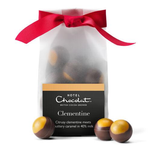 Clementine Christmas Chocolates, , hi-res