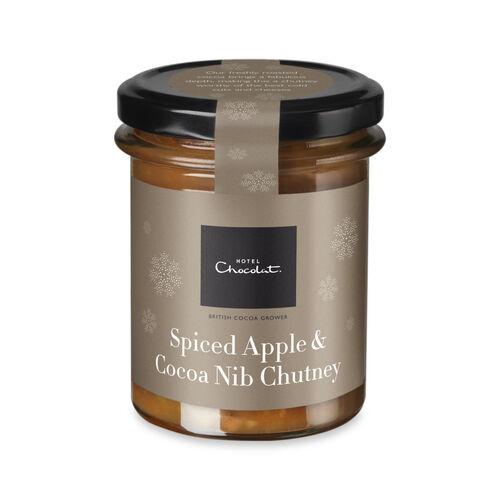 Spiced Apple & Cocoa Nib Chutney, , hi-res