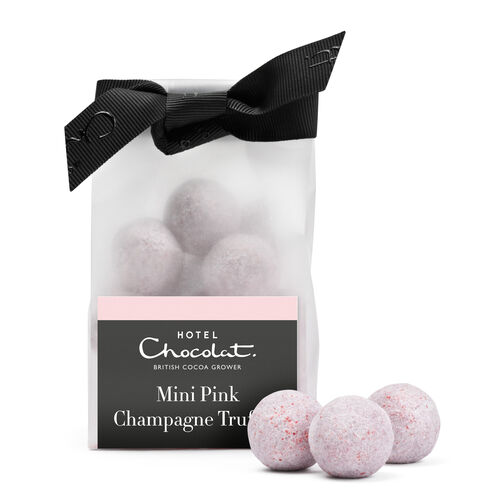Pink Champagne Mini Truffles, , hi-res