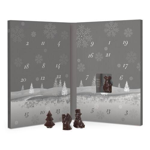 The Dark Chocolate Advent Calendar , , hi-res