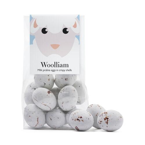 Woolliam Speckled Mini Chocolate Eggs, , hi-res