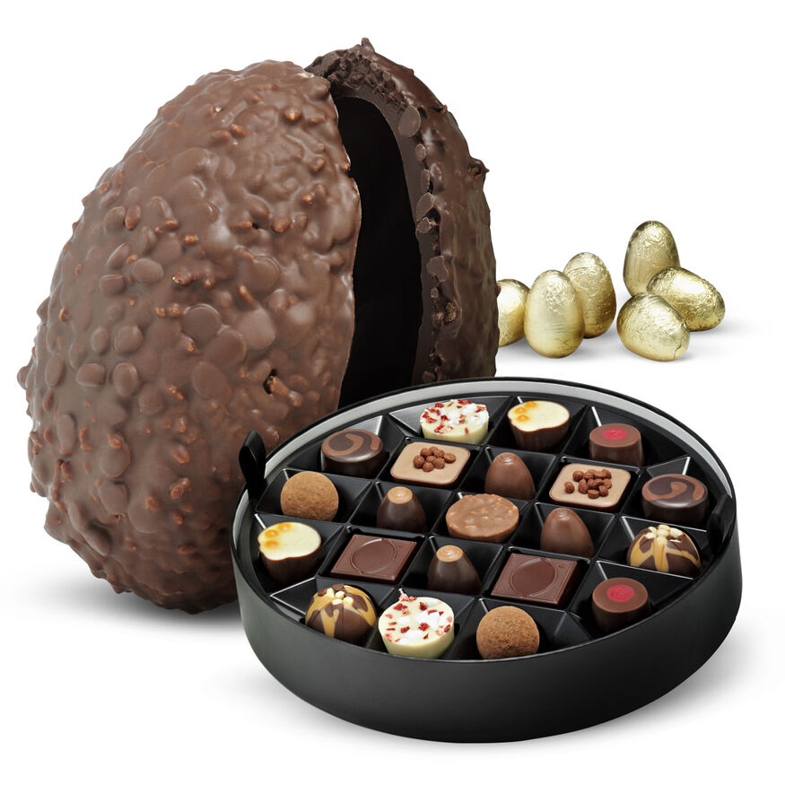 Corporate gifts and chocolate from hotel chocolat easter gifts for everyone negle Gallery