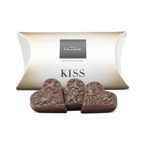 Kiss! – Milk Chocolate Hearts, , hi-res