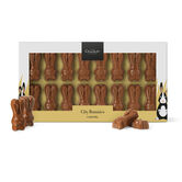 City Chocolate Caramel Bunnies, , hi-res