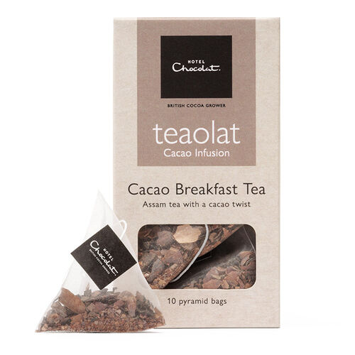Cacao Breakfast Tea, , hi-res