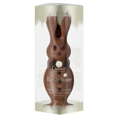 Milk Chocolate Bunny, , hi-res