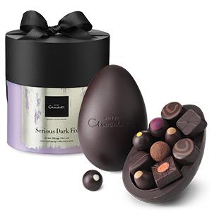 Dark Chocolat Egg