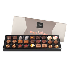 Everything Chocolate Box with Birthday