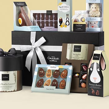Easter gift ideas from hotel chocolat easter gift boxes negle Image collections