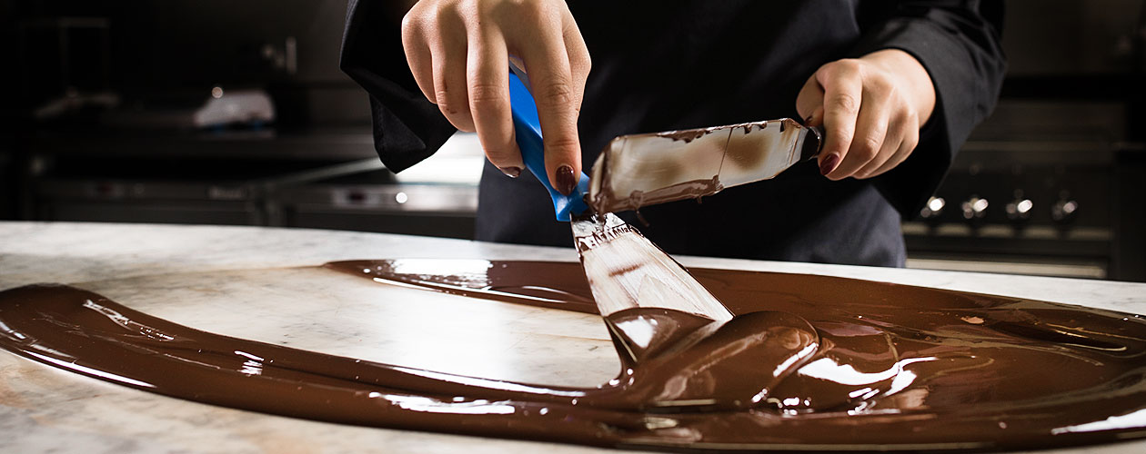 Tempering Chocolate